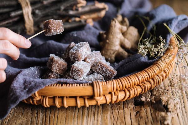 冬吃萝卜夏吃姜——姜汁软糖的做法