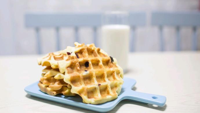 低卡华夫饼(无泡打粉)