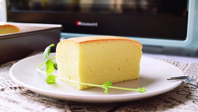 原味古早蛋糕