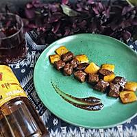 黑椒牛肉粒#金龙鱼外婆乡小榨菜籽油#