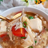 #秋天怎么吃#酸辣汤的做法图解9