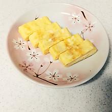 """日本料理""""厚蛋烧""""(厚焼き玉子)"""