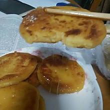 红薯饼@地瓜饼