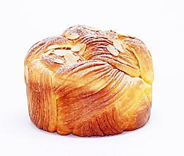 糕一三班——牛乳富士山面包的做法