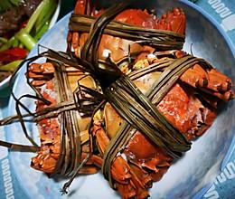 #盐焗蟹的做法