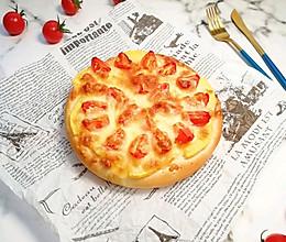 香甜水果披萨#秋天怎么吃#的做法