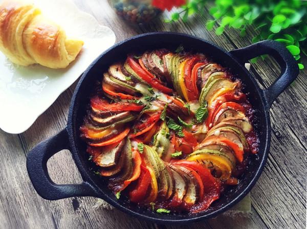 普罗旺斯烩菜~《Ratatouille》留住夏天的味道的做法