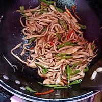 家常小菜~蚝油杏鲍菇的做法图解7