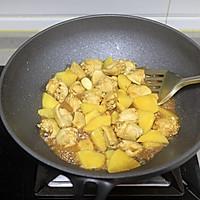 红烧鸡翅土豆的做法图解7