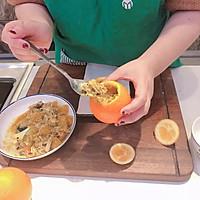 蟹酿橙的做法图解6