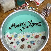 圣诞蛋糕/慕斯蛋糕的做法图解3