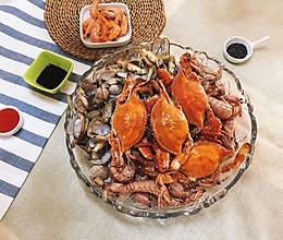 #美味快手菜#---海鲜荟萃(十分钟吃大餐)的做法