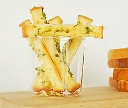 蒜香黄油条的做法