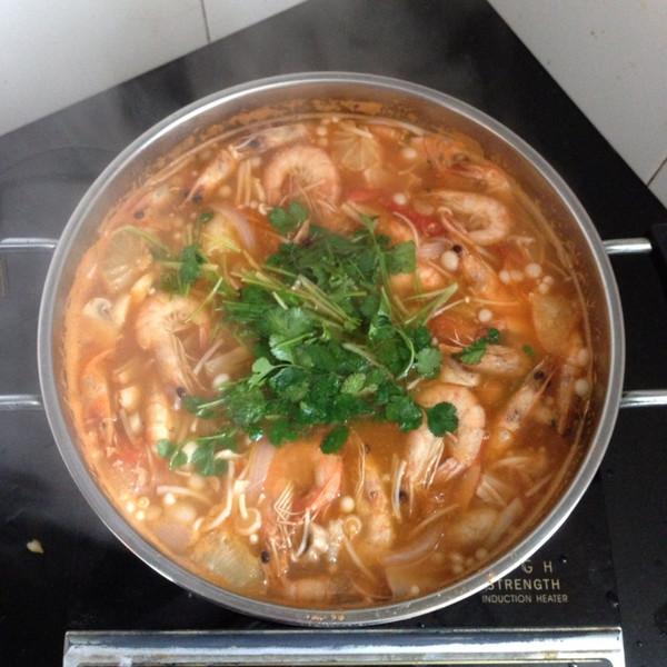 冬阴宫汤的做法