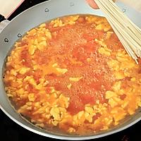 西红柿鸡蛋面的做法图解9