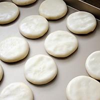 红豆沙千层酥 国庆中秋双节伴手礼不只有月饼 没蛋黄的蛋黄酥的做法图解23