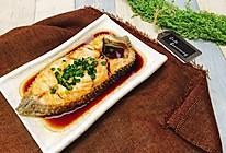 快手菜~清蒸鳕鱼的做法
