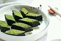 姜汁红糖黑米暖宫糕的做法