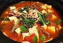西红柿炖老豆腐的做法