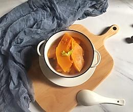 冬日暖心南瓜汤的做法