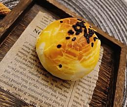 零失误肉松蛋黄酥#蚊子家的私房美食#的做法