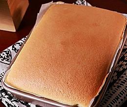 不用奶油奶酪也可以做的轻芝士蛋糕的做法