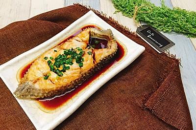 快手菜~清蒸鳕鱼