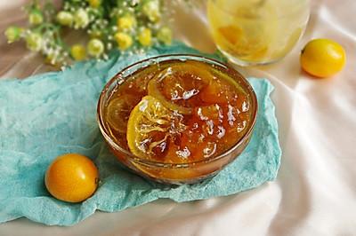 蜜炼金桔柠檬膏——止咳化痰好滋味