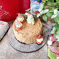 树桩蛋糕#安佳烘焙学院#