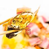 家常菜系列 - 咸肉蒸大闸蟹的做法图解11