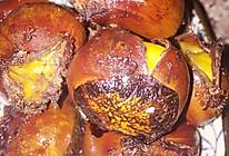 桂花糖烤栗子的做法
