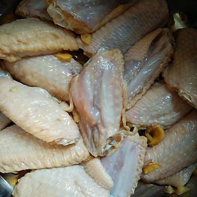 红烧鸡翅的做法 步骤1