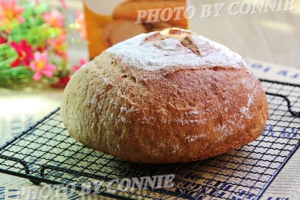 健康的【高纤维面包】的做法