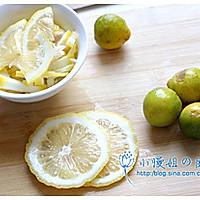 柠檬金桔饮的做法图解2