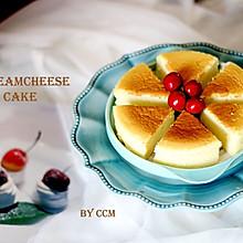 香草轻乳酪蛋糕#我的烘焙不将就#