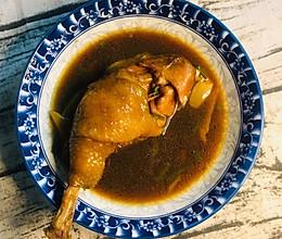 #花10分钟,做一道菜!#大鸡腿的做法