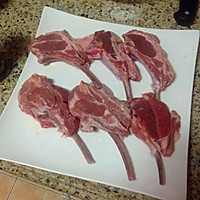 浪漫七夕之烛光晚餐——法式煎羊排佐蒜香青口的做法图解1