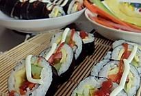 寿司(一学就会)的做法
