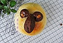 #尽享安心亲子食刻#可可粉花式面包的做法