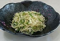 胡椒粉炒圆白菜的做法