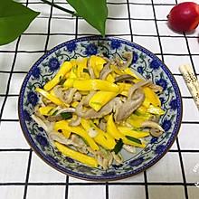 懒人菜-菠萝蜜炒猪肚