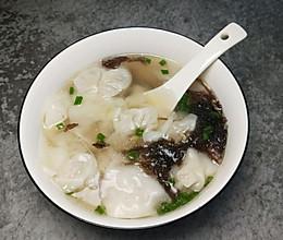 小虾馄饨、扁食的做法