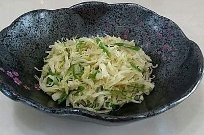 胡椒粉炒圆白菜