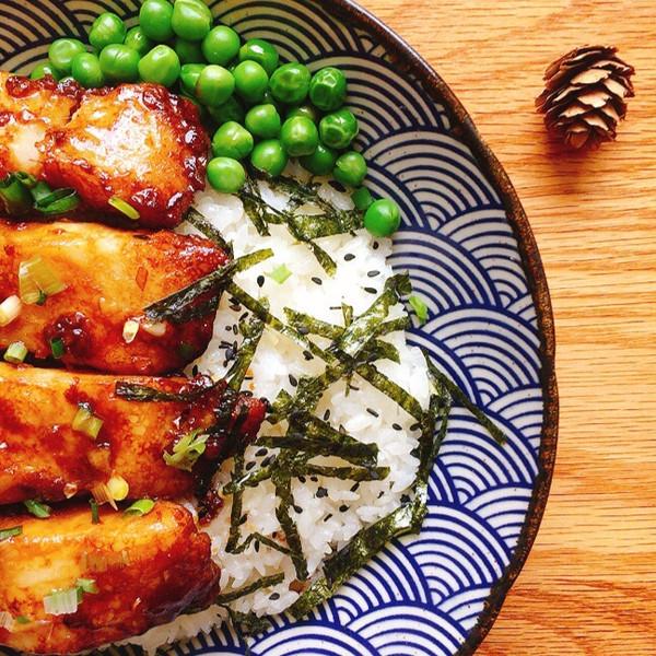 好吃到舔碗的巴沙鱼照烧饭的做法