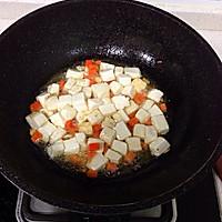 香椿烧豆腐的做法图解5
