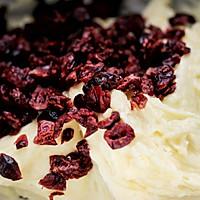 【一食呓语】法式蔓越莓乳酪月饼。的做法图解12