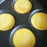 【简易版】奶香玉米饼的做法图解4