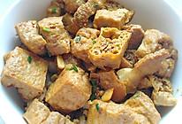 五香油豆腐的做法