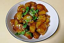 #橄榄中国味 感恩添美味#超简单零失败的糖醋土豆的做法