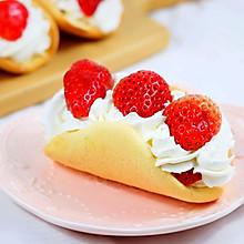 Ins超火草莓抱抱卷